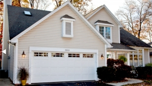 Residential Custom Garage Doors